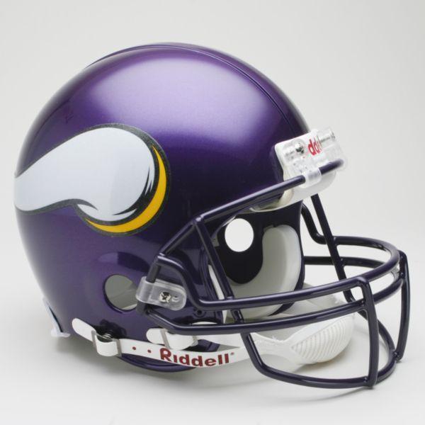 Riddell Minnesota Vikings Collectible On-Field Helmet