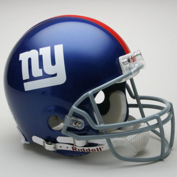 Riddell New York Giants Collectible On-Field Helmet
