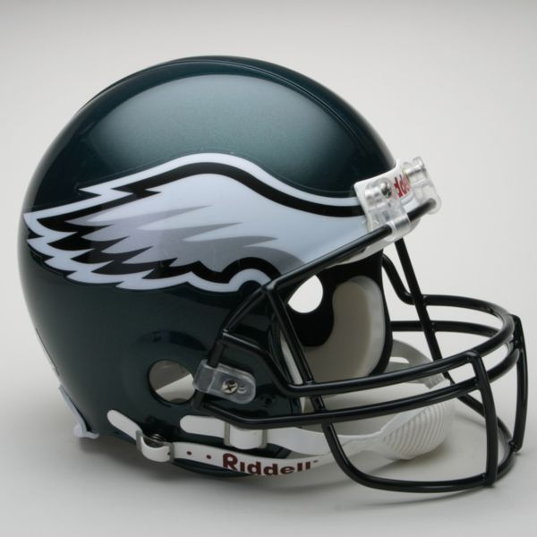 Riddell Philadelphia Eagles Collectible On-Field Helmet