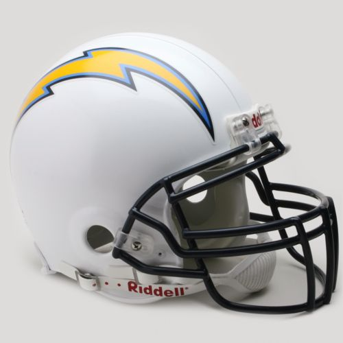 Riddell San Diego Chargers Collectible On-Field Helmet