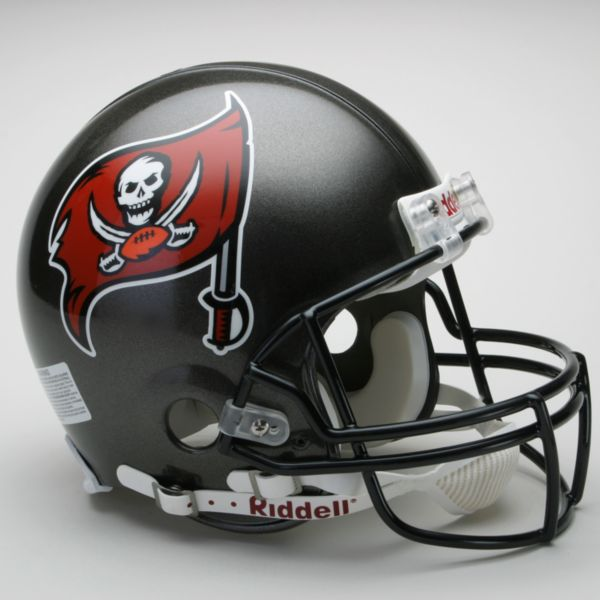 Riddell Tampa Bay Buccaneers Collectible On-Field Helmet