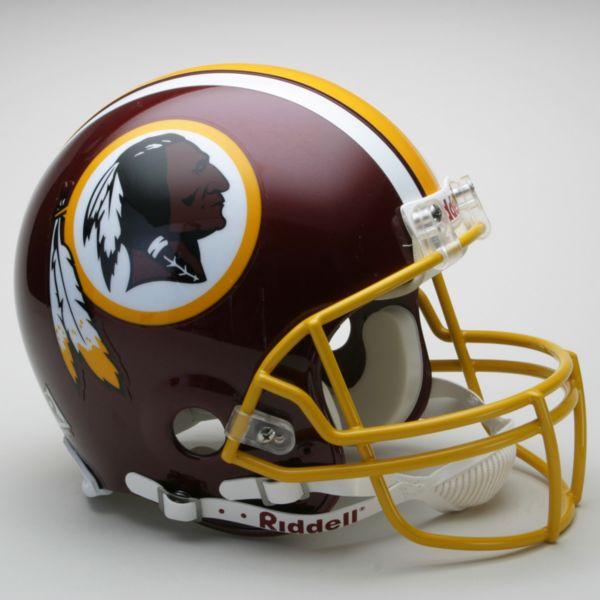 Riddell Washington Redskins Collectible On-Field Helmet