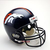 Riddell® Denver Broncos Collectible Replica Helmet