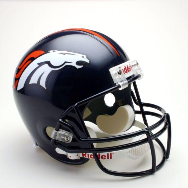 Riddell Denver Broncos Collectible Replica Helmet