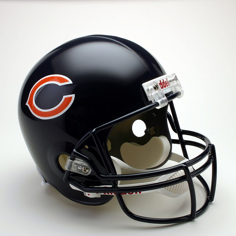 Riddell Chicago Bears Collectible Replica Helmet