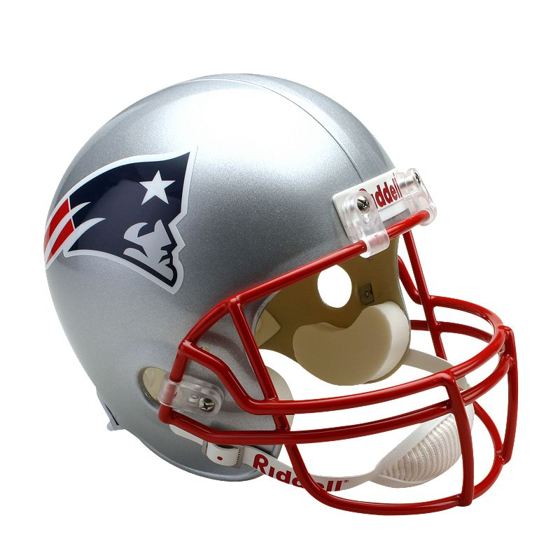 Riddell New England Patriots Collectible Replica Helmet