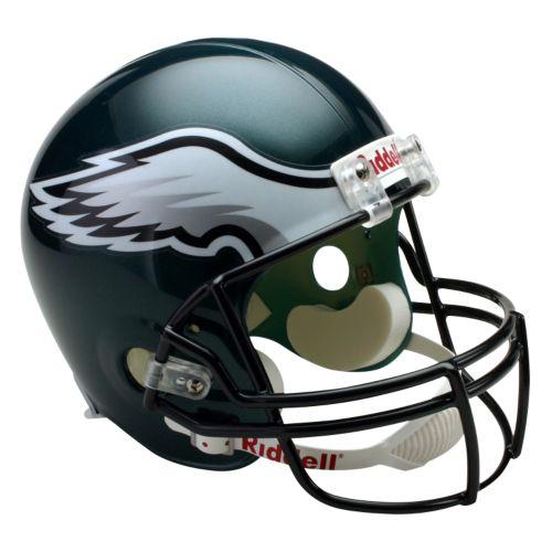 Riddell Philadelphia Eagles Deluxe Replica Helmet