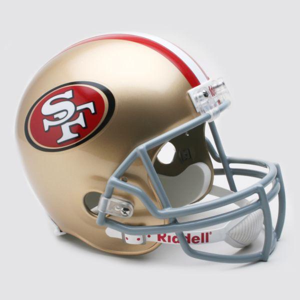 Riddell San Francisco 49ers Collectible Replica Helmet