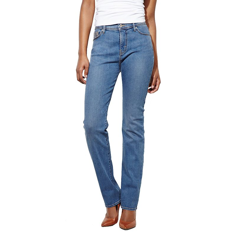 Women's Levi's 512 Perfectly Slimming Straight Leg Jeans