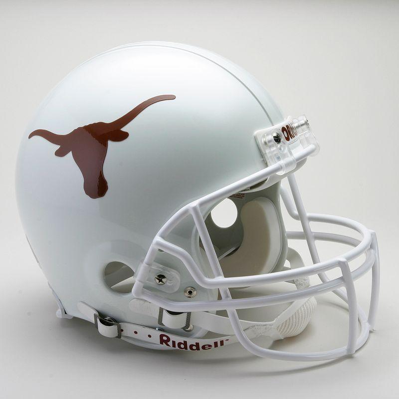 Riddell Texas Longhorns Collectible On-Field Helmet