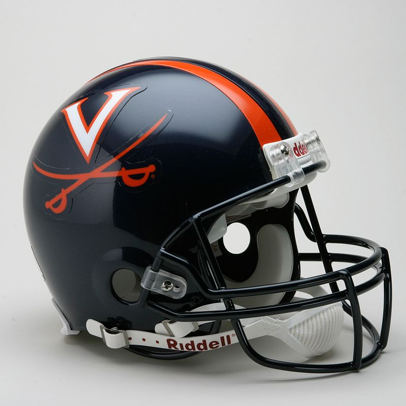 Riddell Virginia Cavaliers Collectible On-Field Helmet