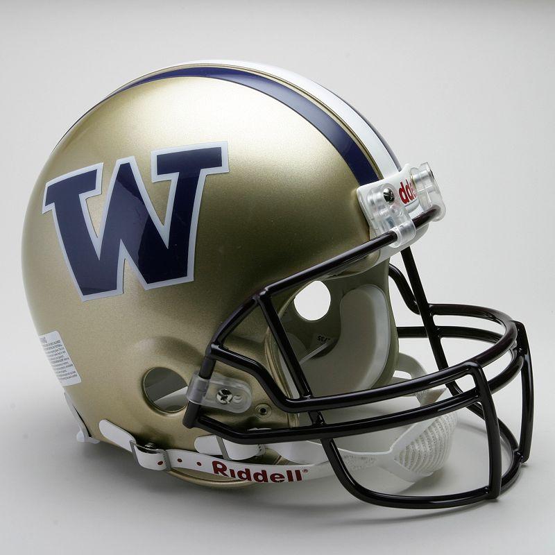 Riddell Washington Huskies Collectible On-Field Helmet
