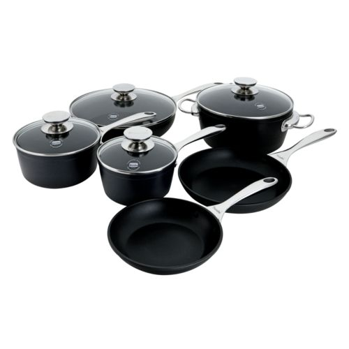 Berndes Coquere Induction 10-pc. Nonstick Aluminum Cookware Set