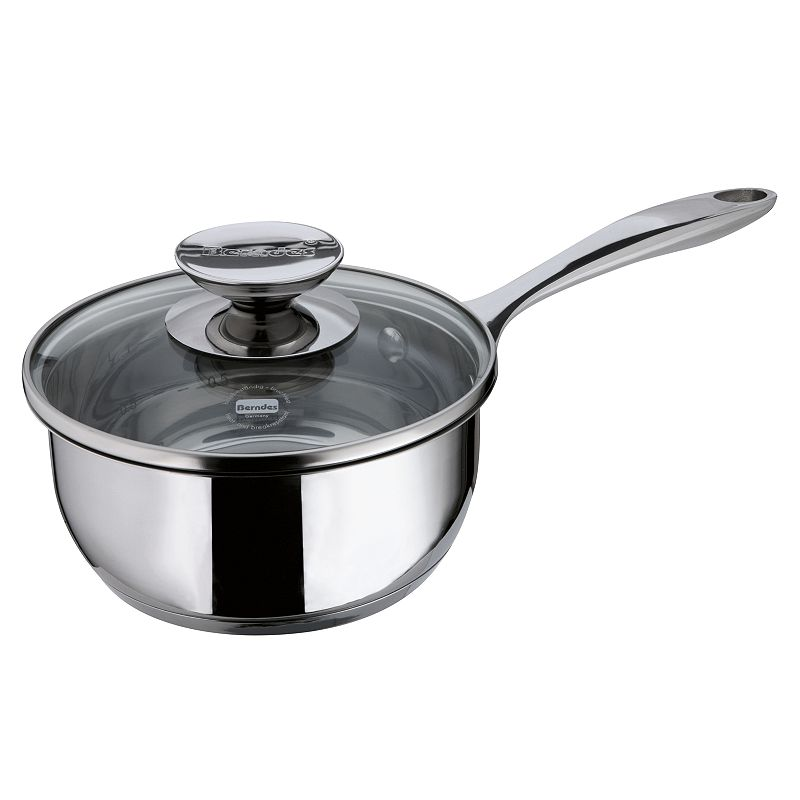 Berndes Cucinare Induction 1.7-qt. Stainless Steel Saucepan