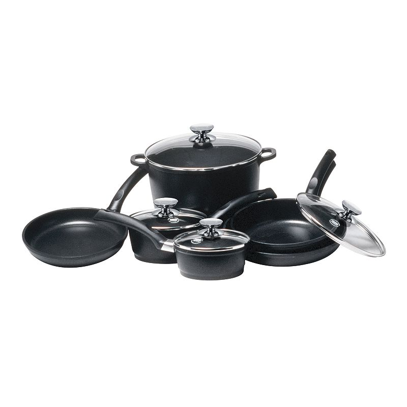 Berndes SignoCAST 10-pc. Nonstick Aluminum Cookware Set