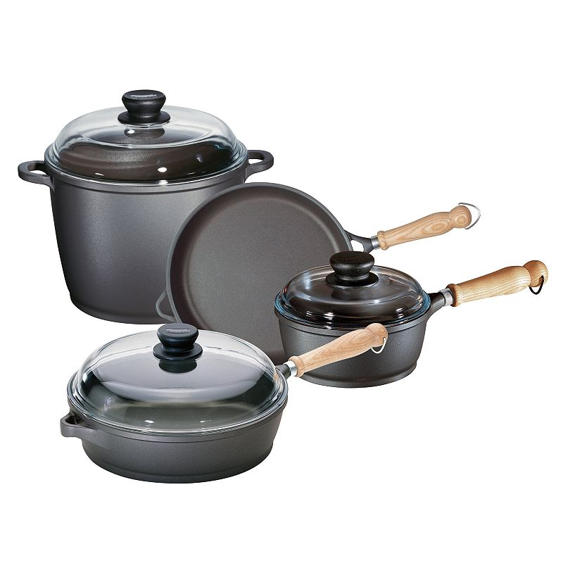 Berndes TRADITION 7-pc. Nonstick Aluminum Cookware Set