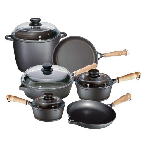 Berndes TRADITION 10-pc. Nonstick Aluminum Cookware Set