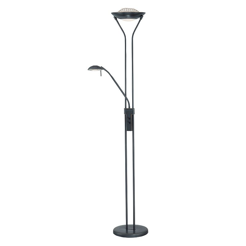 Torchiere Reading Lamp and Floor Lamp