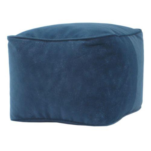 Microsuede Beanbag Cube