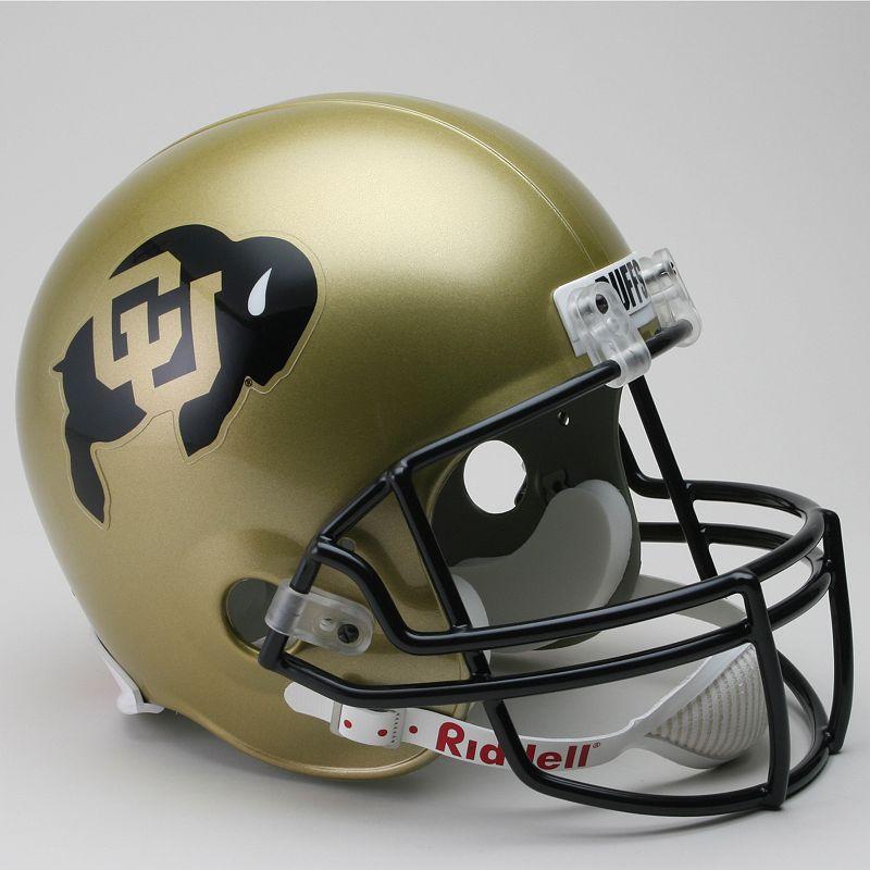 Riddell Colorado Buffaloes Collectible Replica Helmet