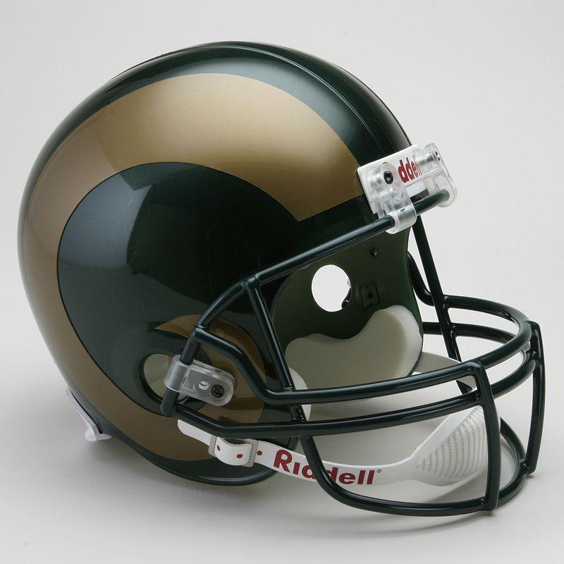 Riddell Colorado State Rams Collectible Replica Helmet