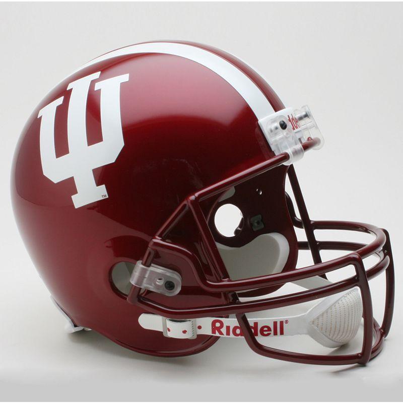Riddell Indiana Hoosiers Collectible Replica Helmet