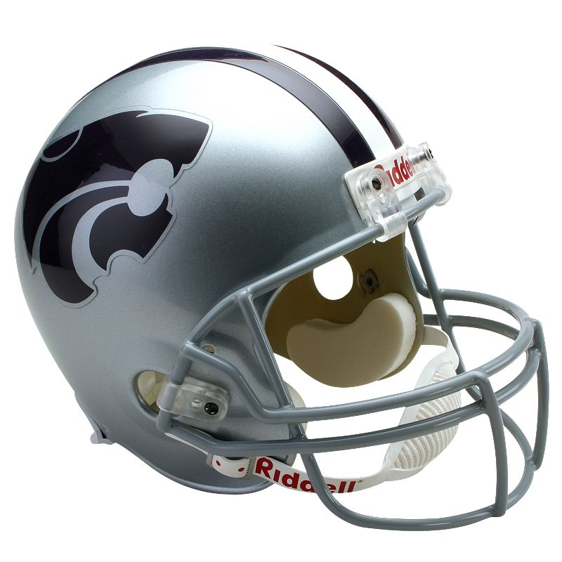 Riddell Kansas State Wildcats Collectible Replica Helmet