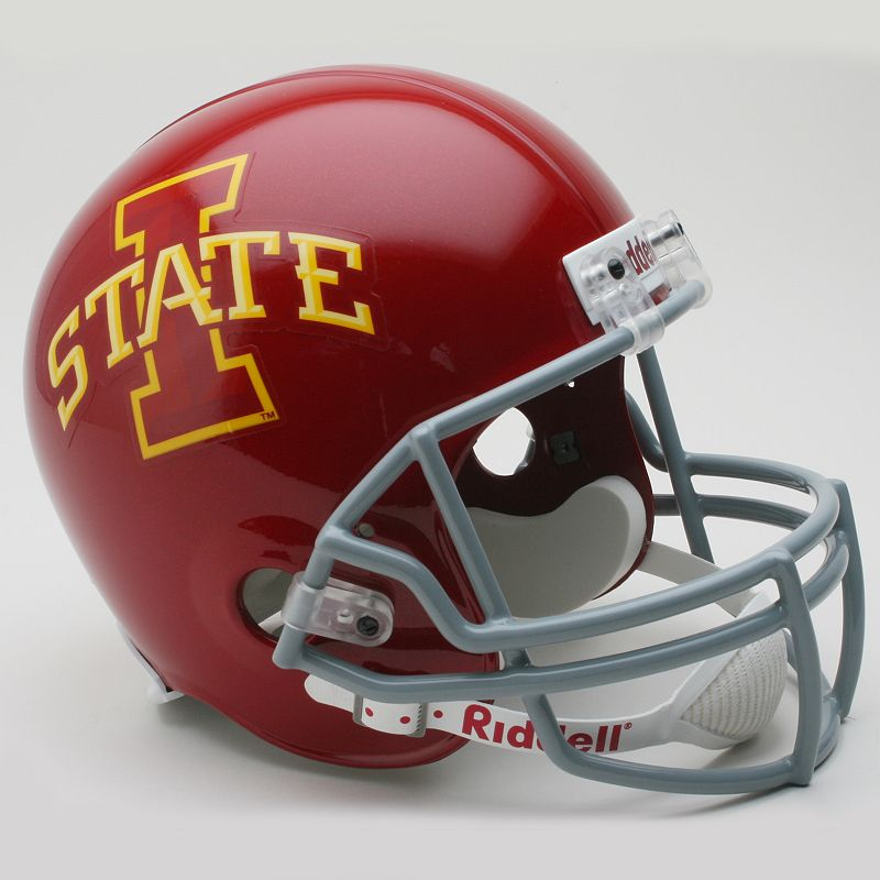 Riddell Iowa State Cyclones Collectible Replica Helmet
