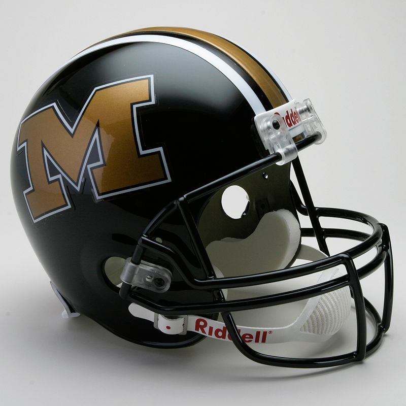 Riddell Missouri Tigers Collectible Replica Helmet