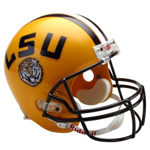 Riddell LSU Tigers Collectible Replica Helmet