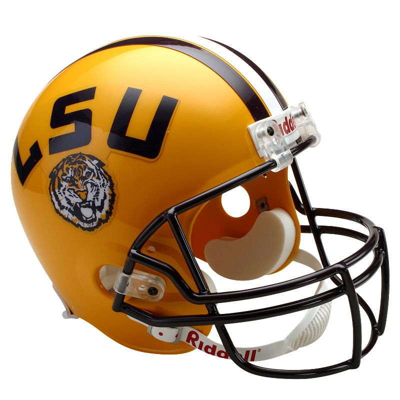 Riddell LSU Tigers Collectible Replica Helmet