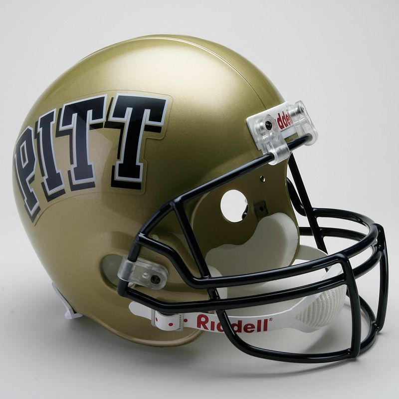 Riddell Pitt Panthers Collectible Replica Helmet