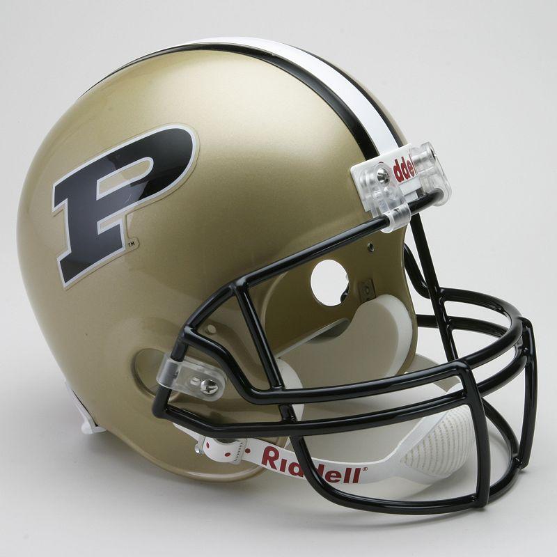 Riddell Purdue Boilermakers Collectible Replica Helmet