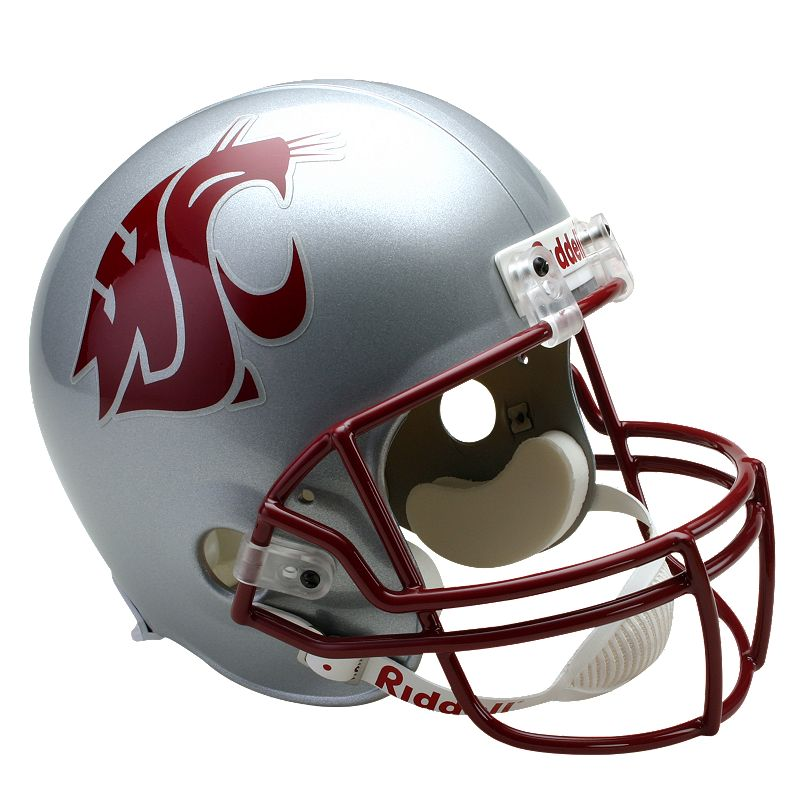 Riddell Washington State Cougars Collectible Replica Helmet