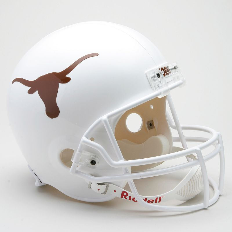 Riddell Texas Longhorns Collectible Replica Helmet