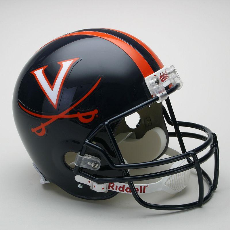 Riddell Virginia Cavaliers Collectible Replica Helmet