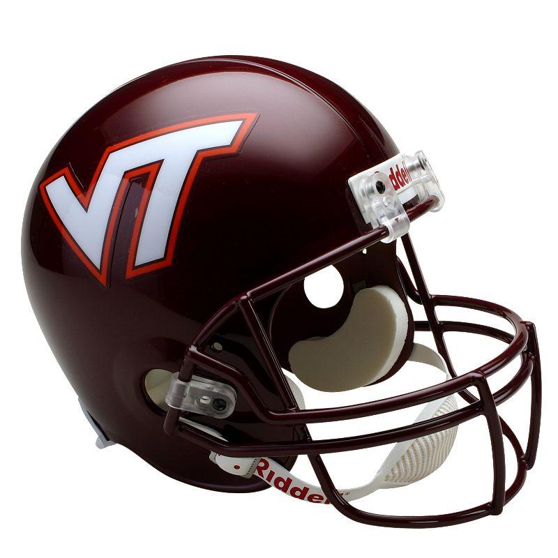 Riddell Virginia Tech Hokies Collectible Replica Helmet