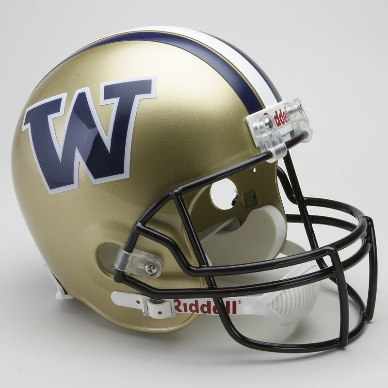 Riddell Washington Huskies Collectible Replica Helmet