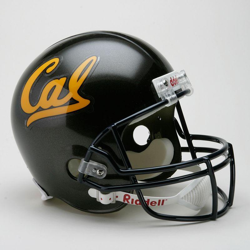 Riddell Cal Golden Bears Collectible Replica Helmet