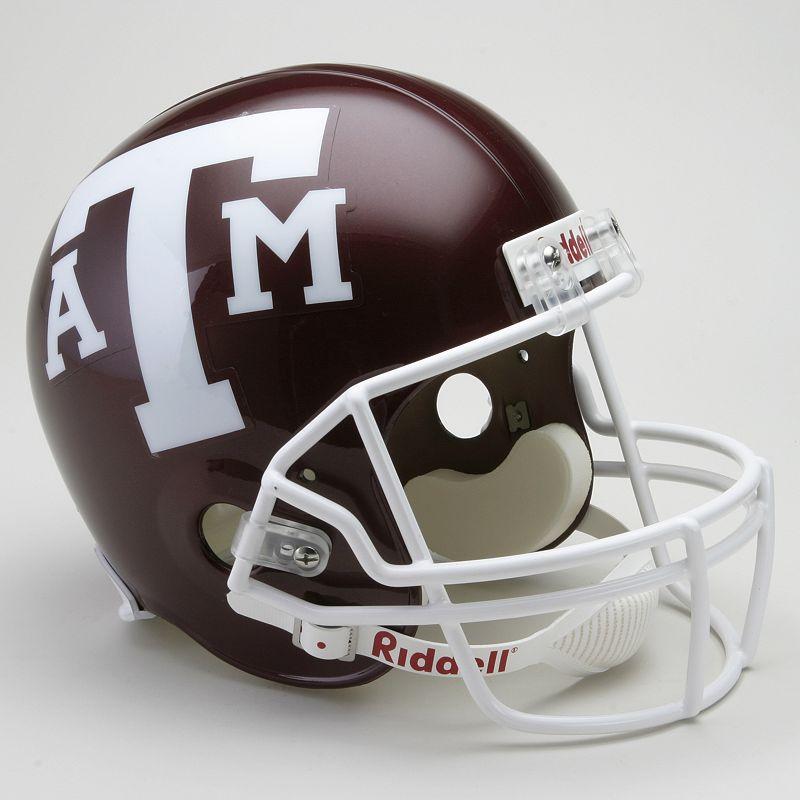 Riddell Texas A&M Aggies Collectible Replica Helmet