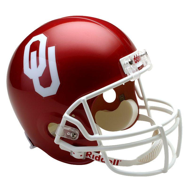 Riddell Oklahoma Sooners Collectible Replica Helmet