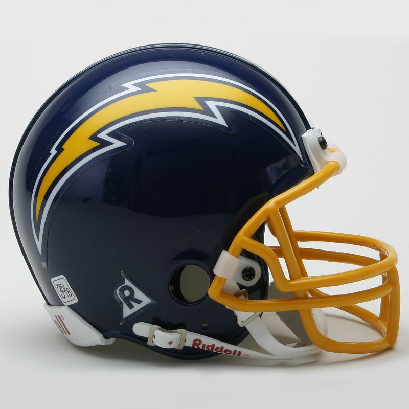 Riddell San Diego Chargers '74-'87 Throwback Mini Helmet