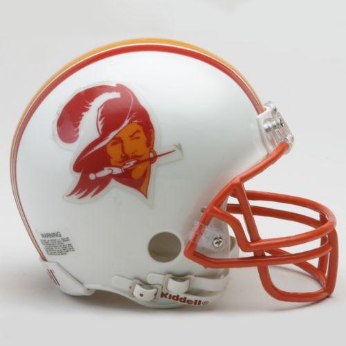 Riddell Tampa Bay Buccaneers '76-'96 Throwback Mini Helmet