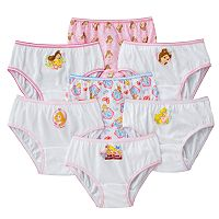 Disney Princess 7-pk. Briefs