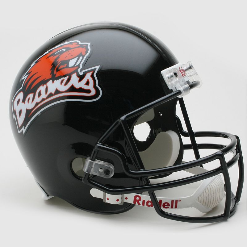 Riddell Oregon State Beavers Collectible Replica Helmet