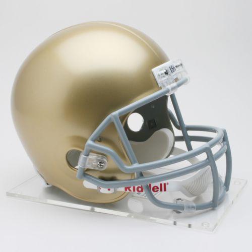 Riddell Notre Dame Fighting Irish Collectible Replica Football Helmet