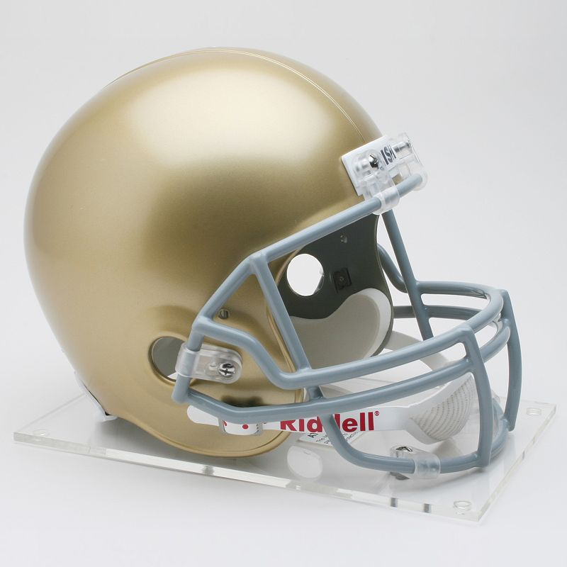 Riddell Notre Dame Fighting Irish Collectible Replica Football Helmet