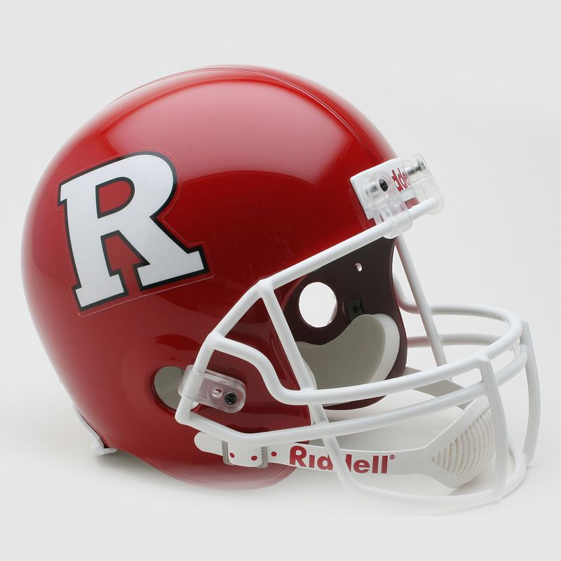 Riddell Rutgers Scarlet Knights Collectible Replica Helmet