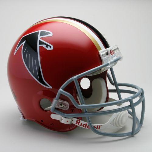 Riddell Atlanta Falcons ('66-'69) Throwback Mini Football Helmet