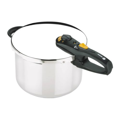 Fagor Duo 8-qt. Stainless Steel Pressure Cooker